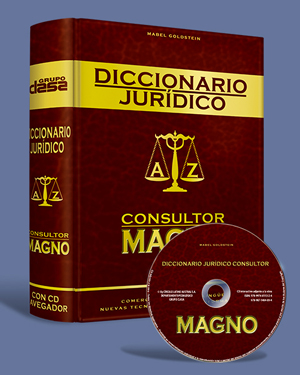 Consultor Magno - Diccionario jurídico